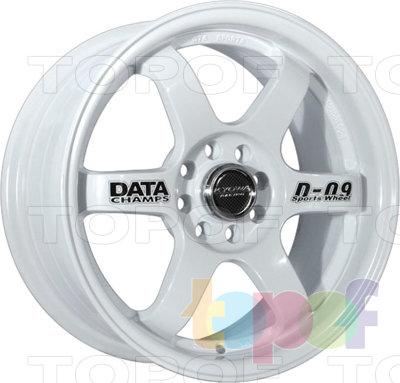 Колесные диски Kyowa KR230. Изображение модели #2