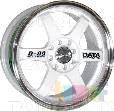 Колесные диски Kyowa KR230. Изображение модели #3