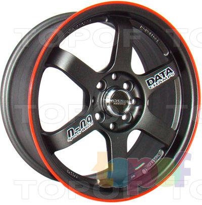 Колесные диски Kyowa KR230. Изображение модели #4