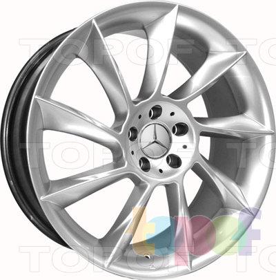 Колесные диски Kyowa KR234. Колесный диски Kyowa KR234 (цвет HP)