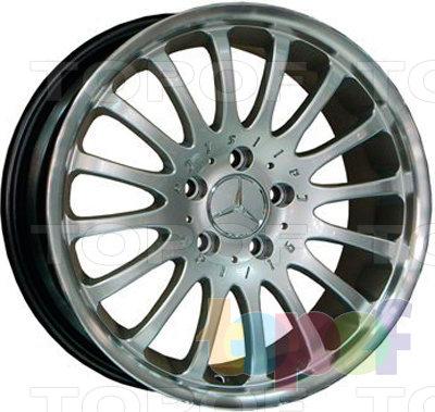Колесные диски Kyowa KR303. Колесный диски Kyowa KR303 (цвет HPL)