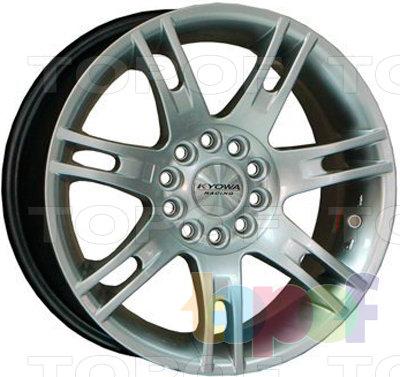 Колесные диски Kyowa KR305. Колесный диск Kyowa KR305 (цвет HPB)