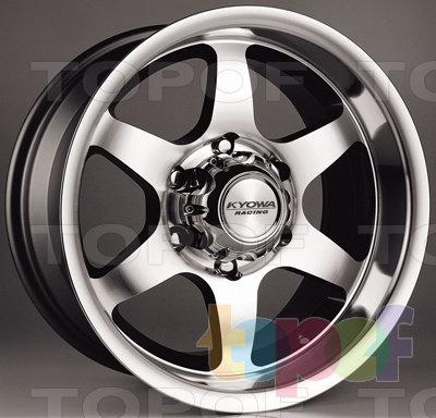 Колесные диски Kyowa KR308. Изображение модели #1