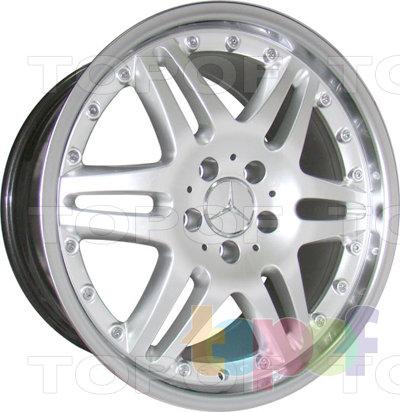 Колесные диски Kyowa KR309. Колесный диски Kyowa KR309 (цвет HP)