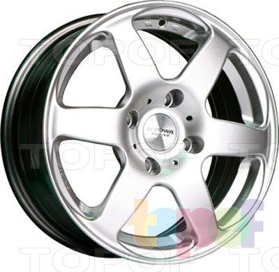Колесные диски Kyowa KR314. Изображение модели #1