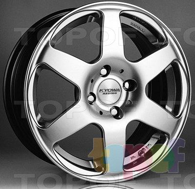 Колесные диски Kyowa KR314. Изображение модели #2
