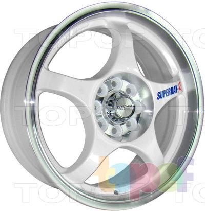 Колесные диски Kyowa KR316. Колесный диск Kyowa KR316 (цвет AGF)