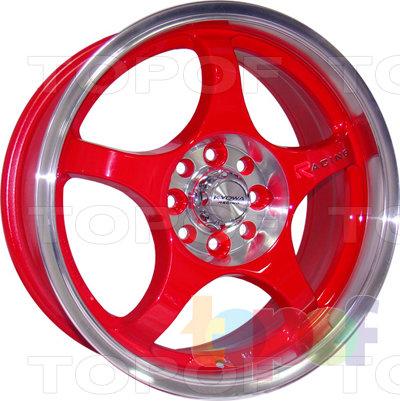 Колесные диски Kyowa KR316. Колесный диск Kyowa KR316 (цвет HPBCL)