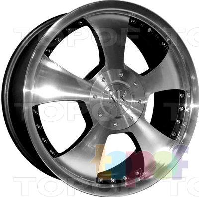 Колесные диски Kyowa KR319. Колесный диск Kyowa KR319 (цвет GMF)
