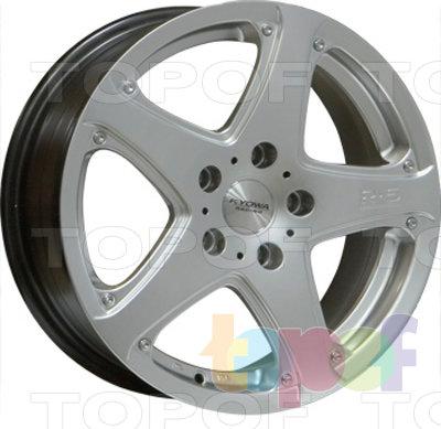 Колесные диски Kyowa KR325. Колесный диск Kyowa KR325a (цвет HPL)