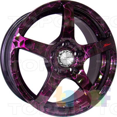 Колесные диски Kyowa KR326
