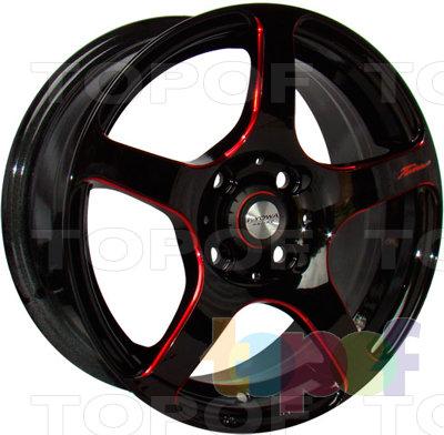 Колесные диски Kyowa KR326. Колесный диск Kyowa KR326 (цвет HPB)