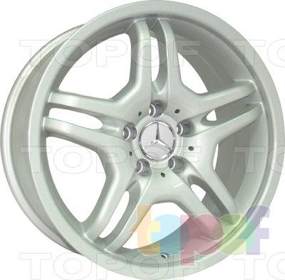 Колесные диски Kyowa KR327. Колесный диск Kyowa KR327R (цвет HPL)