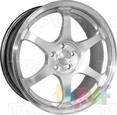 Колесные диски Kyowa KR329. Изображение модели #1
