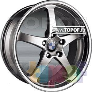 Колесные диски Kyowa KR334. Изображение модели #1
