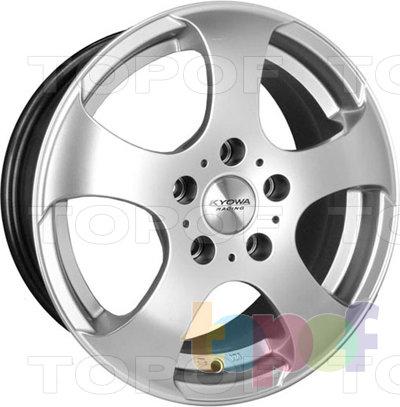 Колесные диски Kyowa KR336. Изображение модели #1