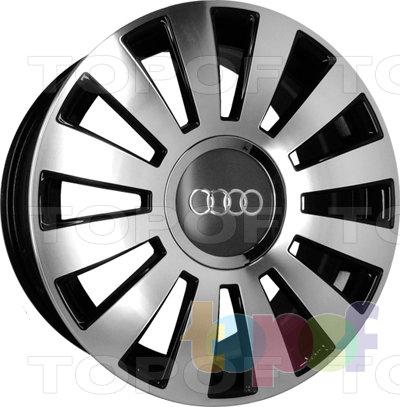 Колесные диски Kyowa KR338. Изображение модели #1