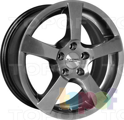 Колесные диски Kyowa KR342. Изображение модели #1