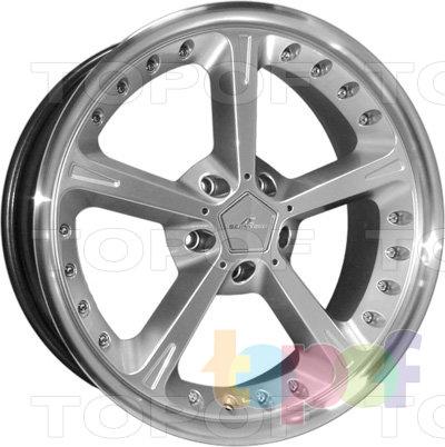 Колесные диски Kyowa KR360. Изображение модели #1