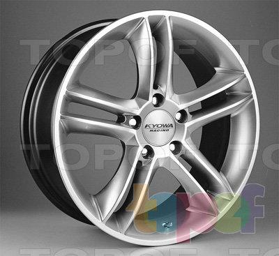 Колесные диски Kyowa KR363. Изображение модели #1