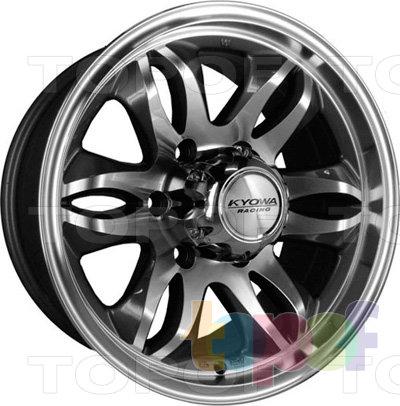 Колесные диски Kyowa KR366. Изображение модели #1