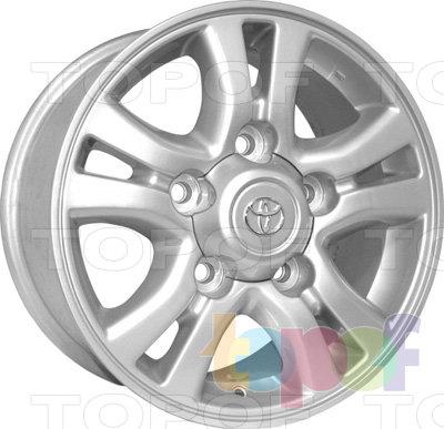 Колесные диски Kyowa KR373. Цвет S
