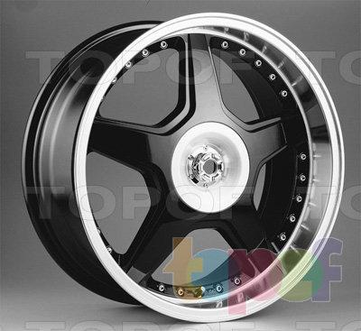 Колесные диски Kyowa KR374. Цвет GMF