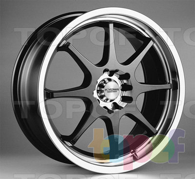 Колесные диски Kyowa KR501. Цвет SF