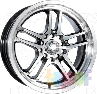 Колесные диски Kyowa KR502