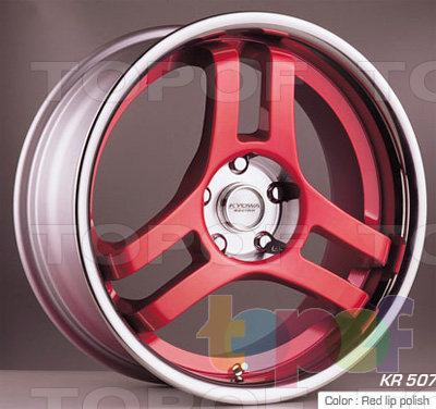 Колесные диски Kyowa KR507. Изображение модели #1