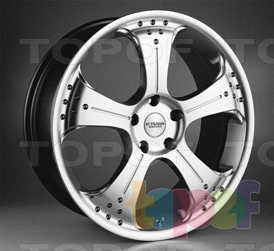Колесные диски Kyowa KR512. Изображение модели #2