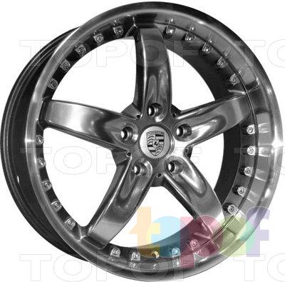 Колесные диски Kyowa KR517. Цвет HPL