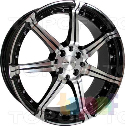 Колесные диски Kyowa KR518. Изображение модели #2