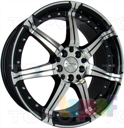 Колесные диски Kyowa KR518. Изображение модели #3