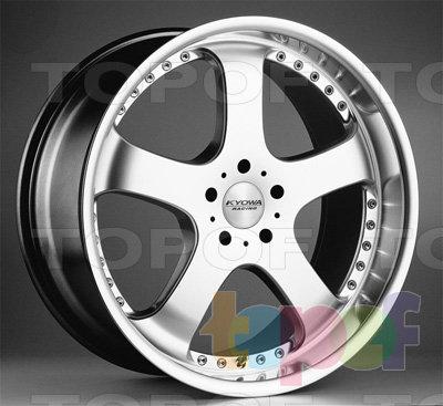 Колесные диски Kyowa KR521. Изображение модели #1