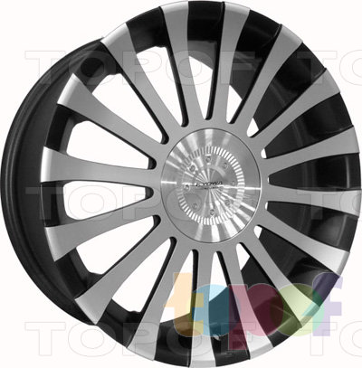 Колесные диски Kyowa KR522. Цвет MBKF
