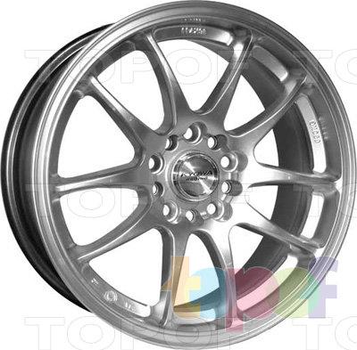 Колесные диски Kyowa KR536. Цвет HP
