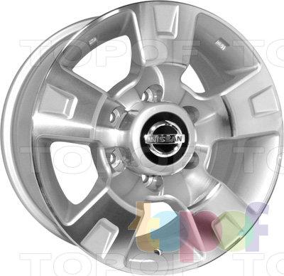 Колесные диски Kyowa KR542