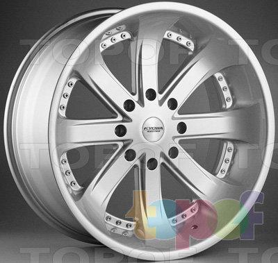 Колесные диски Kyowa KR545. Цвет S