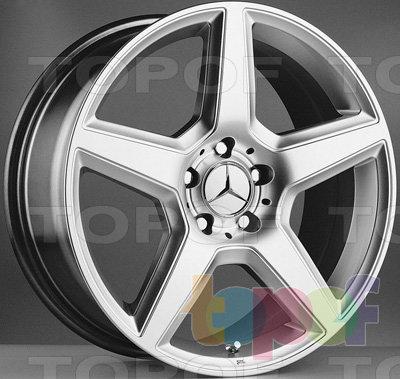 Колесные диски Kyowa KR554. Изображение модели #1
