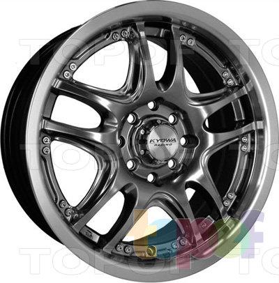 Колесные диски Kyowa KR556. Изображение модели #1