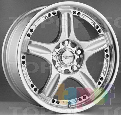 Колесные диски Kyowa KR557. Цвет LGL