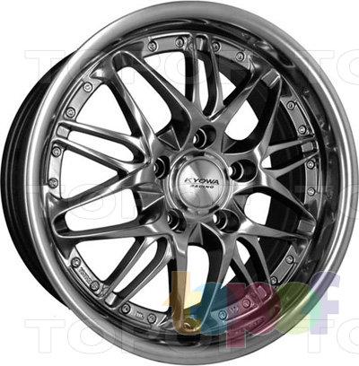 Колесные диски Kyowa KR559. Изображение модели #1