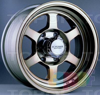 Колесные диски Kyowa KR563. Изображение модели #1