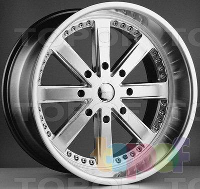 Колесные диски Kyowa KR565. Изображение модели #1