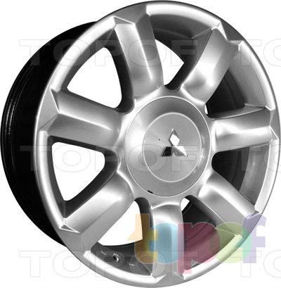 Колесные диски Kyowa KR569. Изображение модели #1
