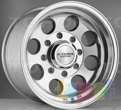 Колесные диски Kyowa KR570. Изображение модели #1
