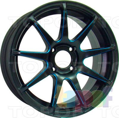 Колесные диски Kyowa KR580. Цвет HP