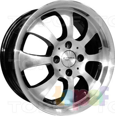 Колесные диски Kyowa KR588. Изображение модели #1