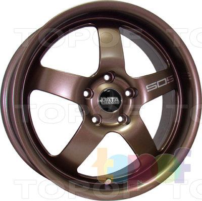 Колесные диски Kyowa KR591. Цвет CBBL